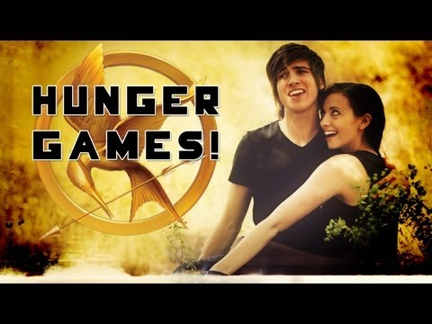 HUNGER GAMES PARODY! -