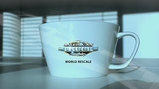 American Truck Simulator - 1.5-ös Frissítés: World Rescale