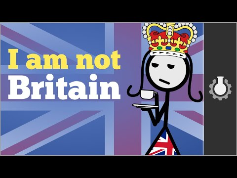 Thumbnail image for 'Finally, the United Kingdom, Great Britain and England explained'