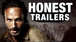 Honest Trailers The Walking Dead