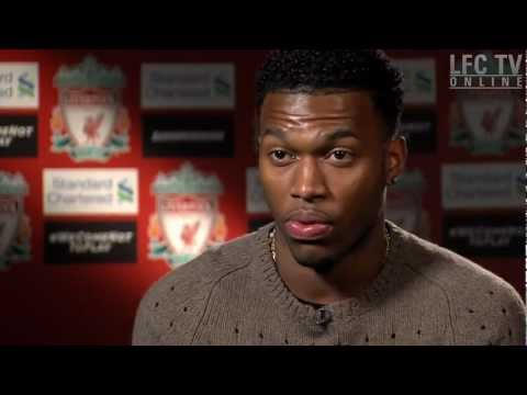 Daniel Sturridge - First Interview After Joining Liverpool