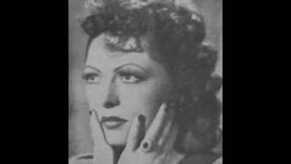 "Leo Marjane - L'arc en ciel  ""Over The Rainbow"" 1939"