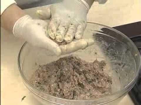 Hasanpaşa köfte tarifi patates püreli kaşarlı köfte nasıl