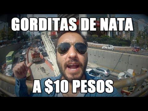 Gorditas de Nata en 10 pesos