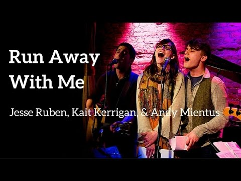 RUN AWAY WITH ME - Jesse Ruben