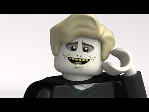 LEGO Harry Potter Years 5-7 Official Halloween Trailer