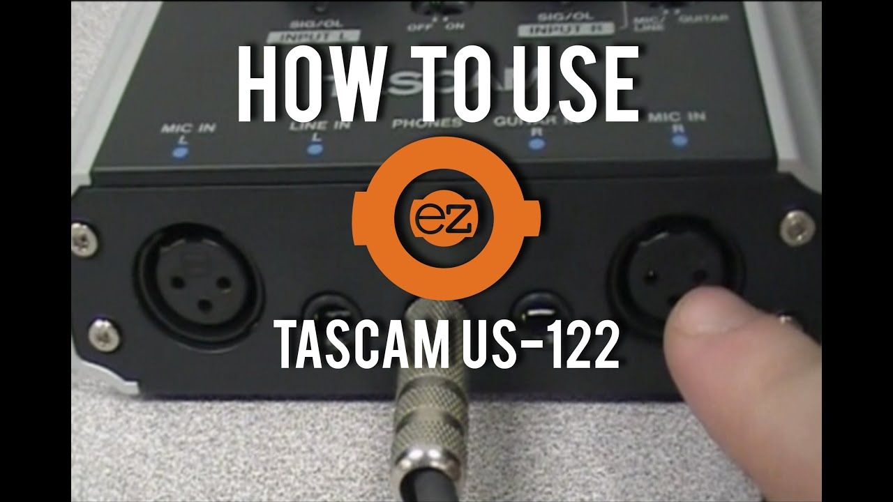 Tascam Us- 144Mk2 Driver