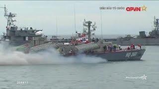 Đội tàu chiến hùng hậu của Vùng 3 Hải quân   Sức mạnh Hải quân Việt Nam