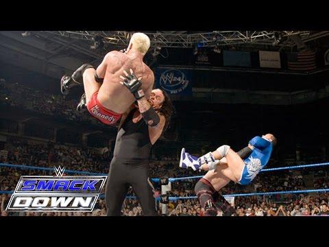 FULL-LENGTH MATCH - SmackDown - The Undertaker & Kane vs. Mr. Kennedy & MVP