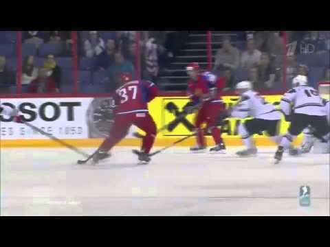 USA  vs Russia  ( 8 - 3 )  Highlights  Hockey World Championship 16/05/13