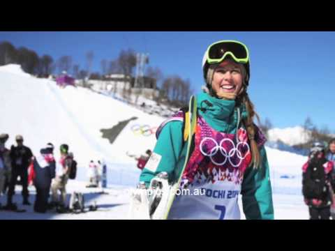 Torah Bright Talks Slopestyle Course