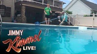 YouTube Challenge – Hey Jimmy Kimmel, I Told My Dad I Love Him