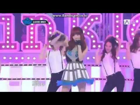 120503 SNSD TaeTiSeo - Twinkle Live @ MCD