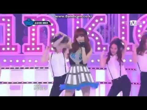 120503 SNSD TaeTiSeo - Twinkle Live @ MCD