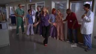 Scrubs Elliot's New 'I Told You So' Dance