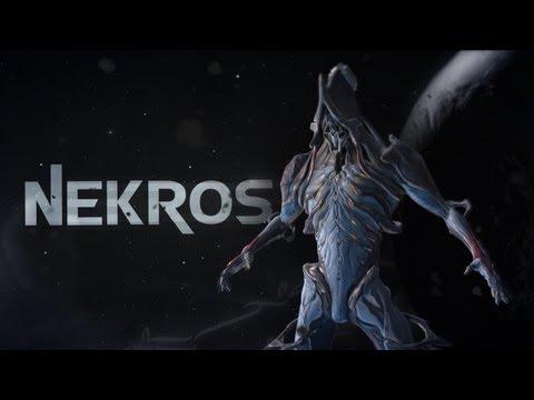 Warframe Profile - Nekros, warframe Nekros
