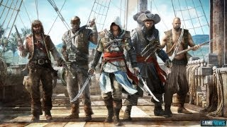"ASSASSIN'S CREED 4 ""Building a Next Gen Open World"""