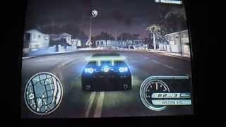 "SEGREDO DO Midnight Club Los Angeles Xbox 360 ""dois"""