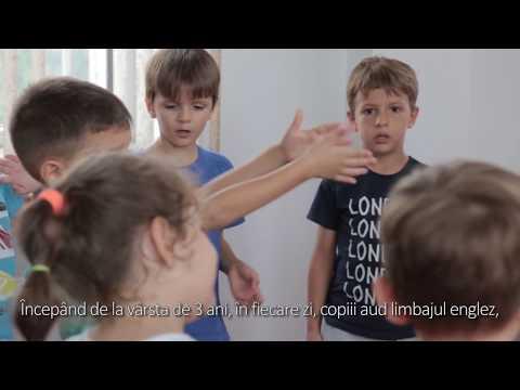 """Grădinița privată """"Erudio"""" — o excursie video"""