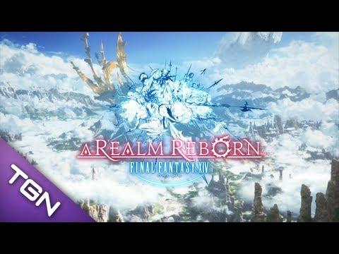 【13】 Final Fantasy XIV: A Realm Reborn 『Moraby Drydocks』