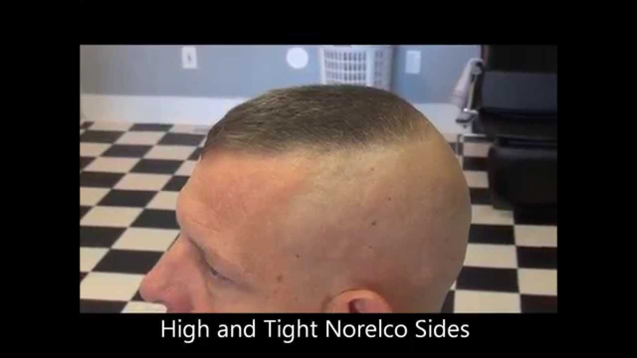 Low and tight vs high and tight haircut