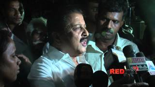 Actor Sivakumar, father of Actor Suriya Pay Homage to legendary Tamil lyricist Vaali