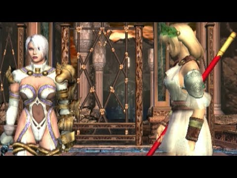 Soul Calibur III - Ivy & Sophitia with Xianghua's Ending