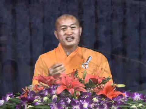 Phật Pháp: Khổ Đau Ư Hãy Vượt Qua - Thích Chiếu Hiền