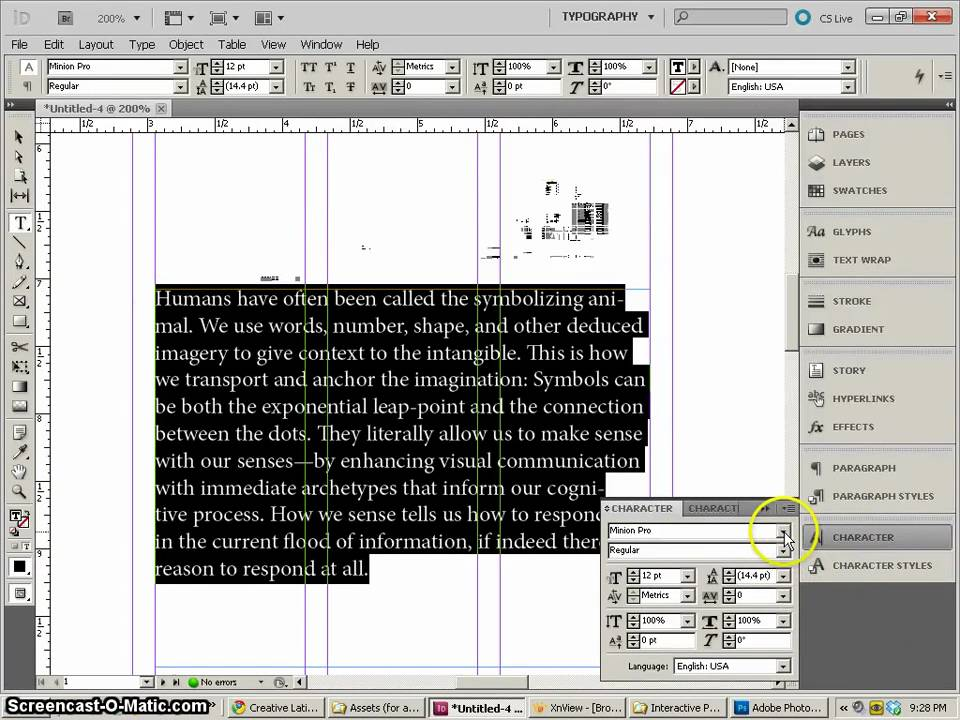 indesign subscription