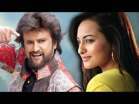 Sonakshi Sinha To Romance Rajinikanth In Her Tamil Debut