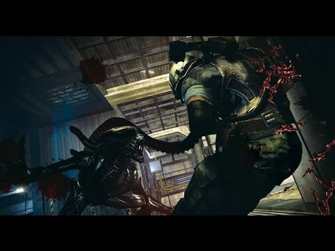 Aliens: Colonial Marines - Stasis Interrupted - Asylum