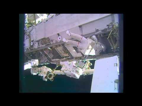 NASA Conducts Second Spacewalk to Fix Coolant Pump on ISS