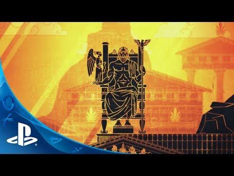 Apotheon Announced for PS4
