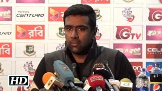 IANS : Ashwin wants to die on field for Dhoni | Watch Why ?