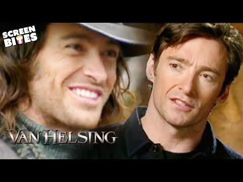 Van Helsing -  Hugh Jackman, Kate Beckinsale Bonus Content