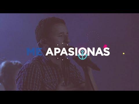 Generación 12 -  Me apasionas (En vivo desde Sudamérica)