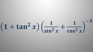 Poenostavljanje izrazov kotnih funkcij 3