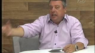 Participação do presidente do Secovi/SC, Sérgio Luiz dos Santos no Programa Panorama Geral