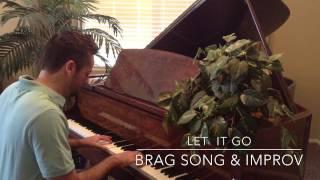 Let It Go FREE PIANO SHEET MUSIC Demi Lovato (from Frozen)