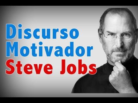 Discurso Motivador Steve Jobs Stanford Español - ManuelCiPez.com