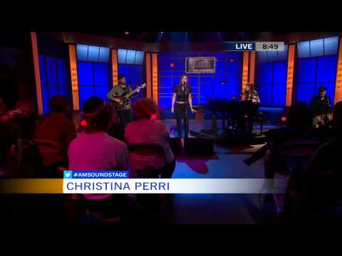 Human, Be My Forever-Christina Perri( perform on Canada national morning news)