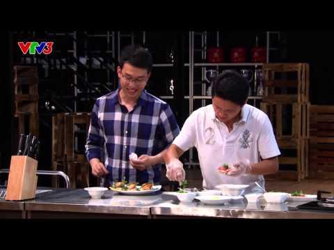 Vua đầu bếp 2014 - Tập 3 - Vòng Audition khu vực phía Bắc - Phát sóng 02/08/2014 - FULL HD
