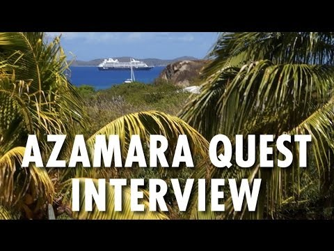Popular Cruising Podcast Ep. 2: Azamara Quest Interview with Mark Leppert ~ Azamara Club Cruises