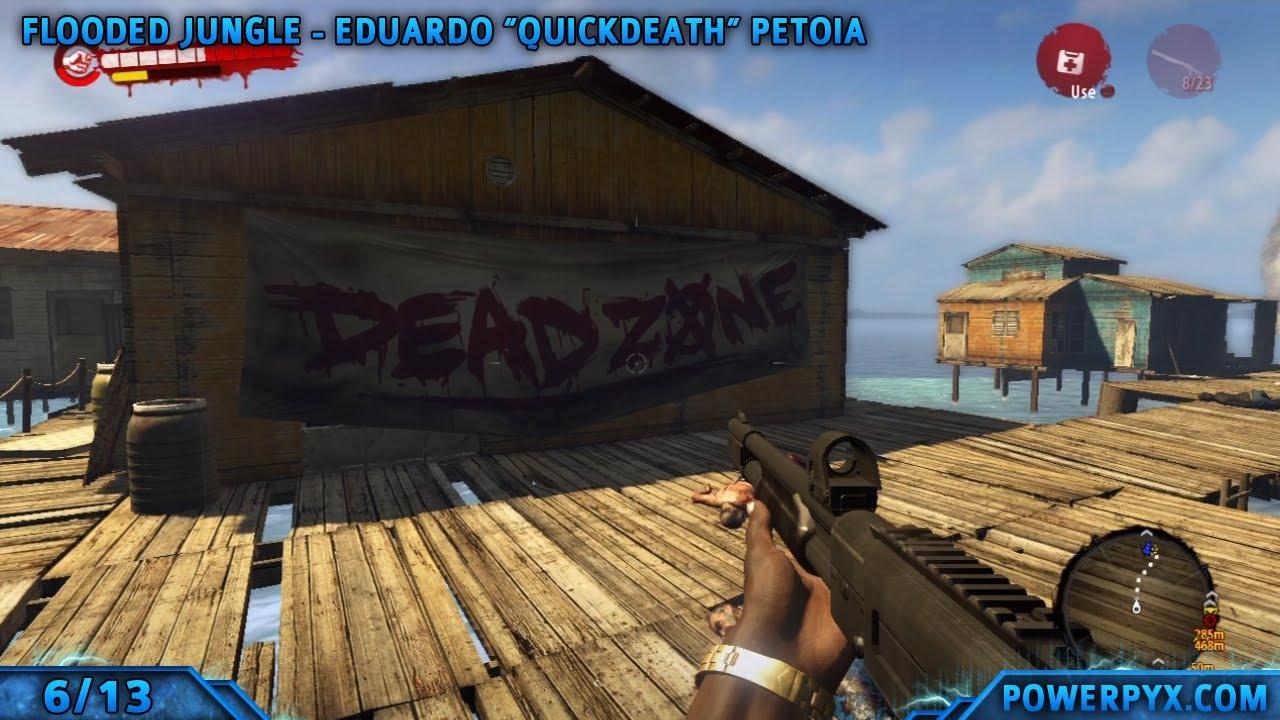 Dead Island Tiptide Quest Trophy