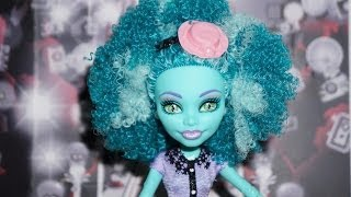 Monster High Honey Swamp Monstros, Câmera, Ação Unboxing