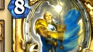 Hearthstone: Golden Pally Swag Deck