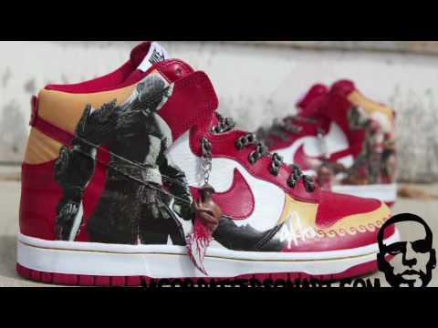 Кроссовки Богов от Nike