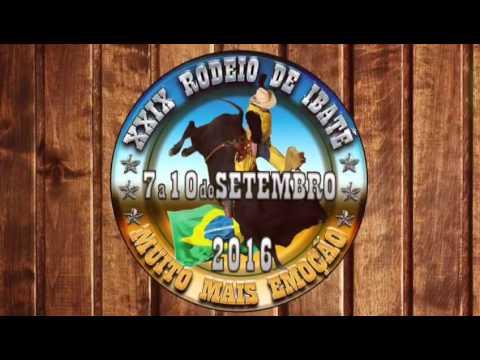 Vídeo Vídeo: Maior da região, XXIX Rodeio de Ibaté divulga a programação com Leonardo, Eduardo Costa e Michel Teló