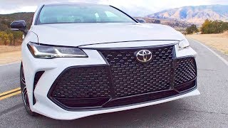 2019 Toyota Avalon – Chevrolet Impala killer?. YouCar Car Reviews.