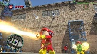 LEGO Marvel Super Heroes Phoenix, Dark Phoenix And Jean